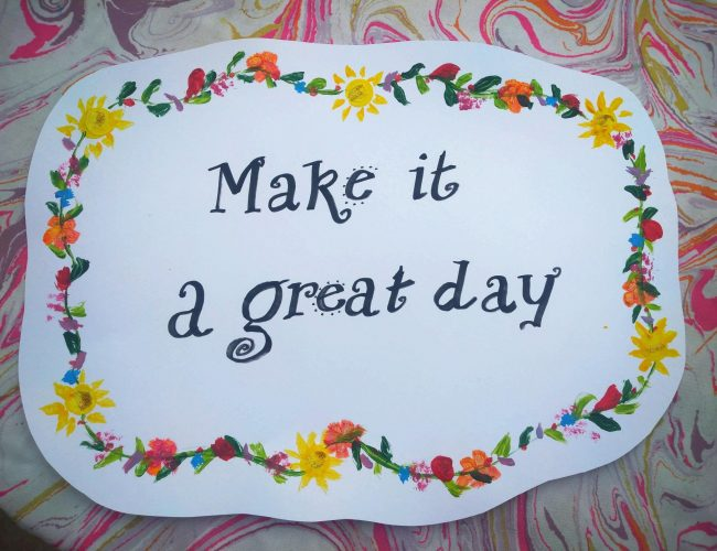 Make it a Great Day